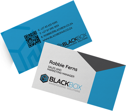 Blackbox Business cards