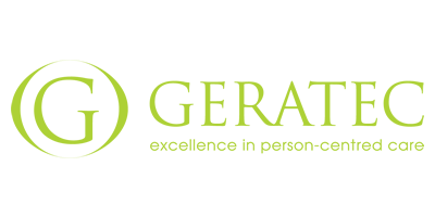 GERATEC Logo - Green